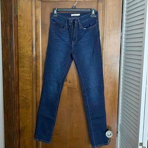 Levi's Slimming Skinny Jeans- NWOT
